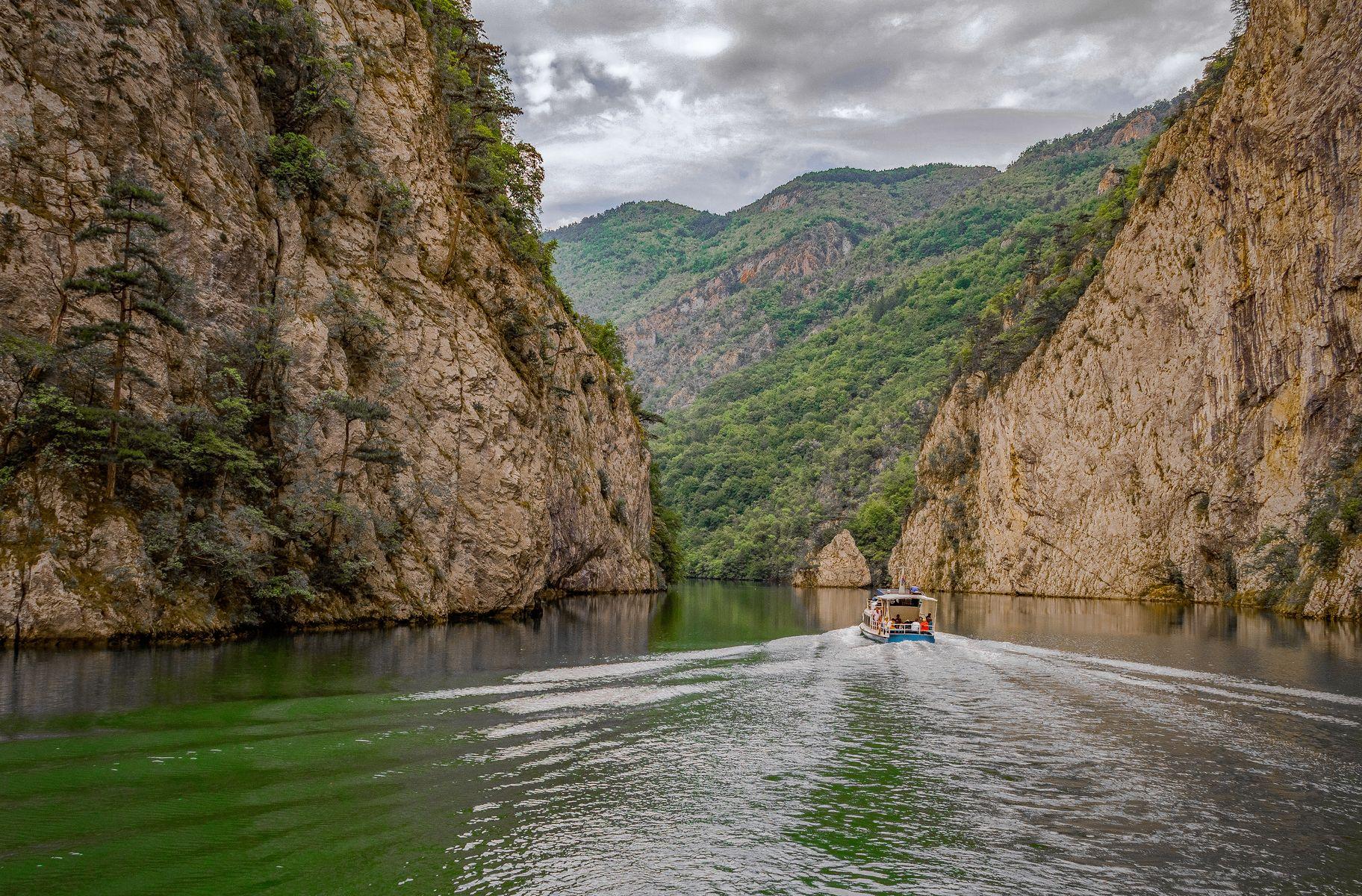 Kanjon Drine (The Drina River Gorge), Marina Stančević