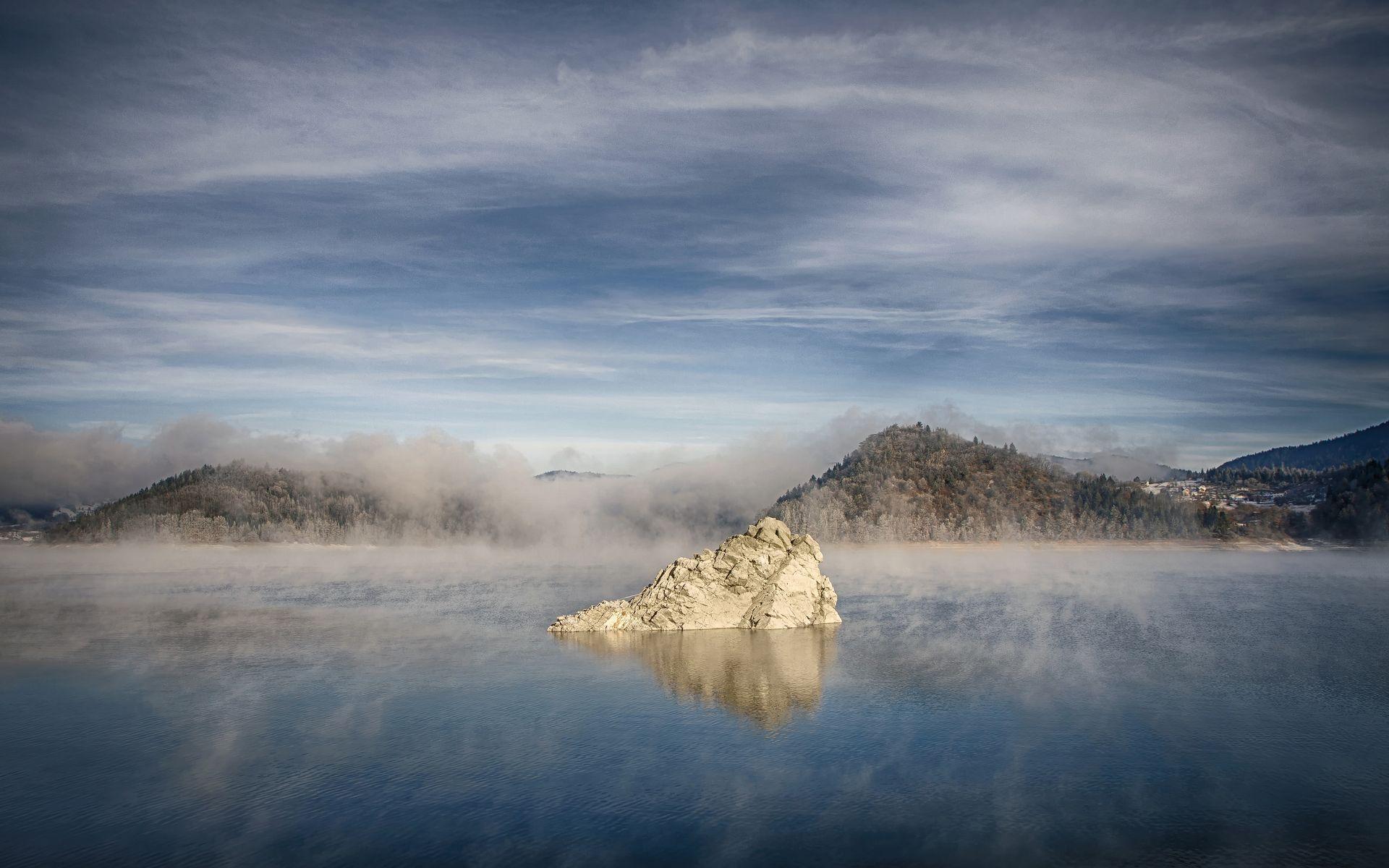 Nacionalni park Tara - Jezero Zaovine (National park Tara - Zaovine Lake), Vladimir Mijailović